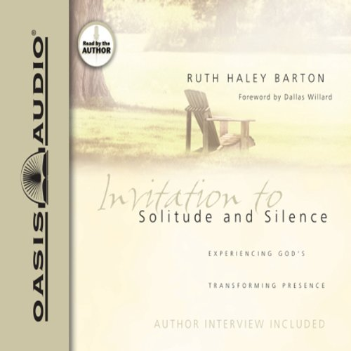 Invitation to Solitude and Silence audiobook cover art