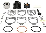 LucaSng Water Pump Kit Fits Mercruiser Alpha One/Mercury 2-Stroke Outboards Replaces 46-96148Q8 18-3517