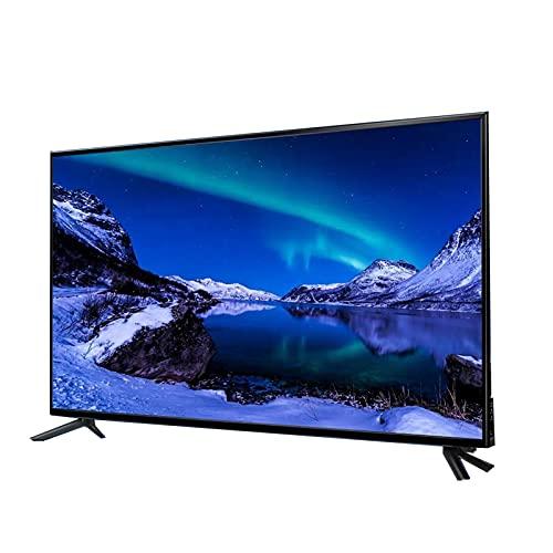 VOCD Smart HD LED TV, Smart Network WiFi Pantalla LCD, Altavoces Duales De Alta Fidelidad Traseros, Proyección Inalámbrica, Modo De Protección Ocular, para Monitores KTV, Apartamentos, Hogares