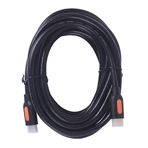 prasku Cable HDMI Premium 19 + 1 V2.0 Cable de Datos de Proyector de Computadora 4K Cable de Video - 5 Metros