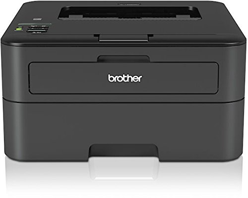 Brother HL-L2360DN Monochrome Laserdrucker (2400 x 600 dpi, USB 2.0) schwarz