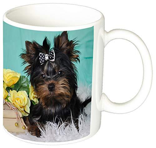 MasTazas Yorkshire Terrier Cachorro Puppy A Tasse Mug