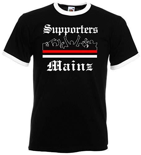 world-of-shirt / Mainz Herren Retro Supporters Ultras