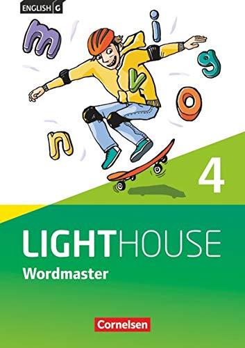 English G Lighthouse - Allgemeine Ausgabe - Band 4: 8. Schuljahr: Wordmaster mit Lösungen - Vokabellernbuch
