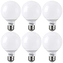 10 Best Led Light Bulbs For Your Bathroom 2021 Lightscoop