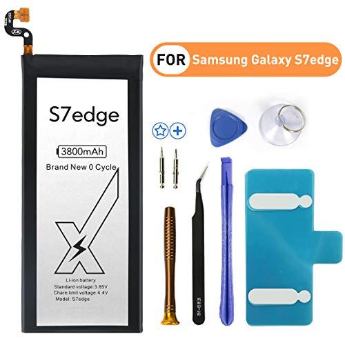 bon comparatif Batterie de remplacement S7 edge DEJIMAX 3800mAh pour Samsung Galaxy S7 edge,… batterie un avis de 2021