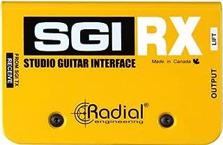 Radial SGI-RX Guitar Interface System Receiver