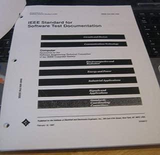 IEEE Standard for Software Test Documentation/Pbn Sh08672