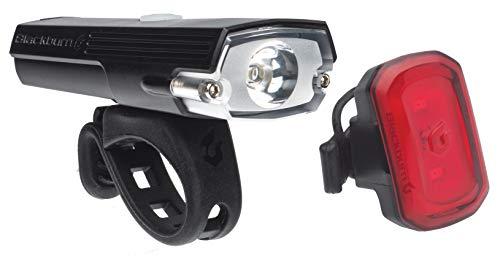 Blackburn Dayblazer 400 Front and Click USB Rear Light Set, Multi-Colour, One Size