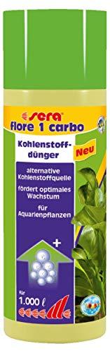 Sera flore 1 carbo 250 ml