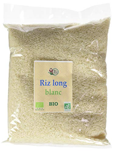 RITA LA BELLE Riz Long Blanc 10 kg