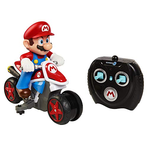 Nintendo 78969-11L Mario Kart Mini Motorfiets RC Racer, Multi