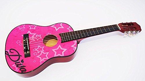 1/4 Kindergitarre Konzertgitarre im neuen Design, Modell 3(Farblich sortiert Auswahl nicht moeglich)