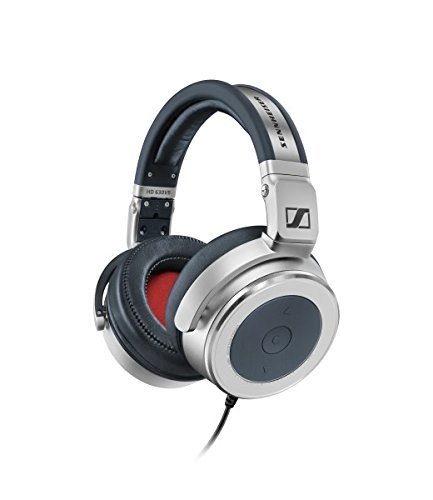 Sennheiser HD 630VB Headphone with Variable Bass and Call Control (Discontinued by Manufacturer)