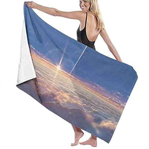 Your Neme - Toallas de baño de fibra superfina suave, esponjosas, absorbentes, de alta calidad, perfectas para uso diario