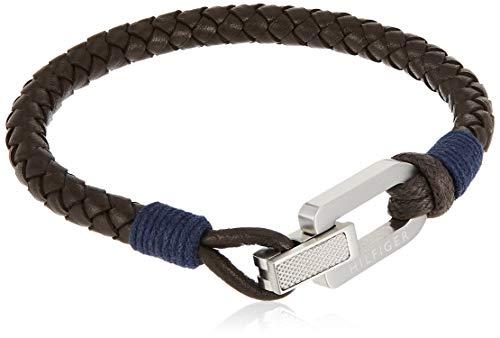 Tommy Hilfiger Jewelry Hombre Sin Metal Tira de Pulseras 2701011
