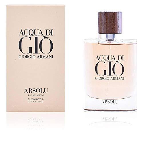 Giorgio Armani Acqua di Gio Absolu Eau de Parfum Spray, 75ml