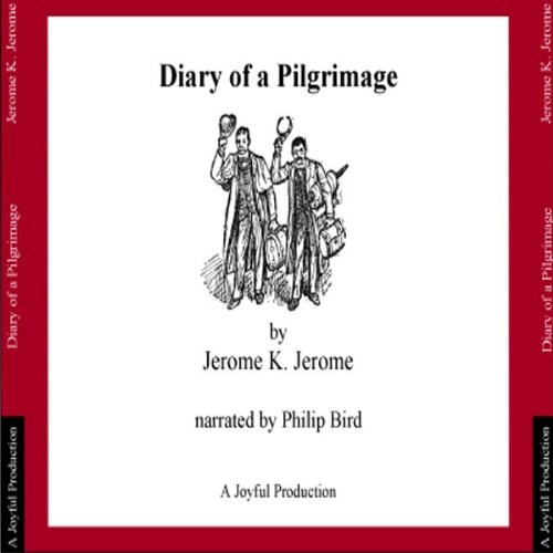 Diary of a Pilgrimage audiobook cover art