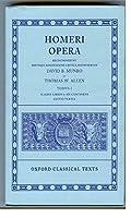 Homeri Opera: Iliadis Libros I-XII Continens (Oxford Classical Texts)