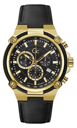 GUESS COLLECTION Relojes de Pulsera para Hombres Y24011G2MF