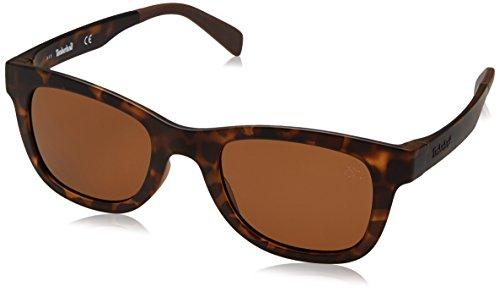 Timberland TB9080 5052H Sonnenbrille TB9080 5052H Groß Sonnenbrille 50, Braun