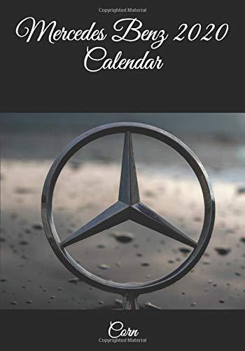 Mercedes Benz 2020 Calendar - Corn
