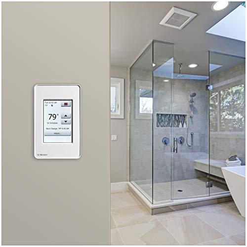 OJ Microline Programmable Thermostat, Dual-Voltage(120/240v), Dual Sensing(Air