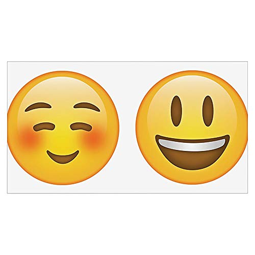 Creative Lehre Press emojis Bordüre (0193)