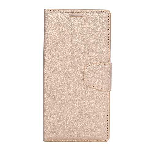 Teléfono Flip Funda For Huawei P20 Lite Caja de teléfono móvil Tarjeta Sangre Slot Slot Holster Hebilla Magnética Funda for parachoques Funda de billetera de cuero de cuero adecuado for Huawei P20 Lit