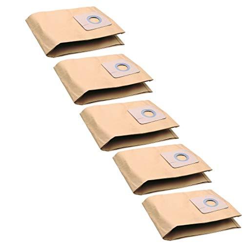 Festool 614660 Papierfilterbeutel PFB 5 St. f. VCP 30 E