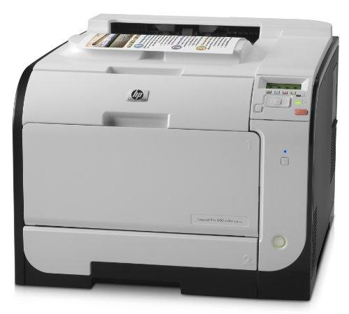 HP LaserJet Pro 400 M451dw ePrint Farblaserdrucker (A4, Drucker, Wlan, Ethernet, USB, 600x600)