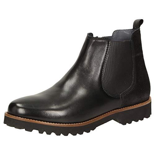 Sioux Damen Meredith-701-XL Chelsea Boots, Schwarz (Schwarz 000), 37 EU