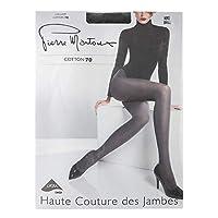 ピエールマントゥー コットンタイツ Pierre Mantoux 17020 Collant Cotton 70 (サイズ:L、カラー:Blu Chine) [並行輸入品]