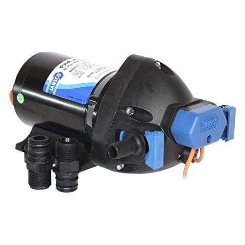 Jabsco betriebenen 31395–0294Marine ParMax 2,9Wasser System Pumpe (2.9-gpm, 25-psi, 24Volt)