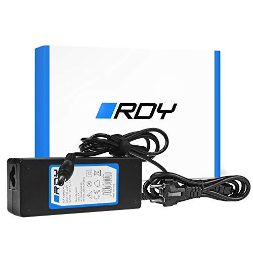 RDY 90W 19V 4.74A Alimentatore Caricatore per ASUS A52 K50IJ K52 K52F K52J K53S K53SV X52 X52J X53S X53U X54C X54 X54H PC Portatile Notebook Adattatore Caricabatterie Connettore: 5.5 x 2.5mm