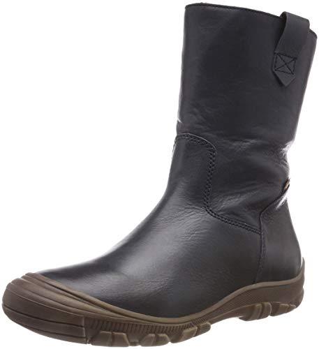 Froddo Jungen Boys Boots G3160093 Schneestiefel, Blau (Dark Blue I17), 25 EU