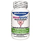 DrFormulas Prenatal Probiotics for Women Constipation Relief | Nexabiotic Healthy Breast Milk Probiotic