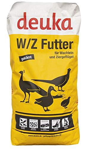 GS Deuka W/Z Wild und Ziergeflügel Reifefutter 25 kg