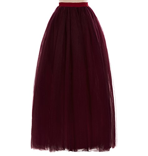 Babyonline Hochzeit Tuell Petticoat/ Unterrock /Reifrock/ Underskirt / Crinoline / Wedding bridal Petticoat XL