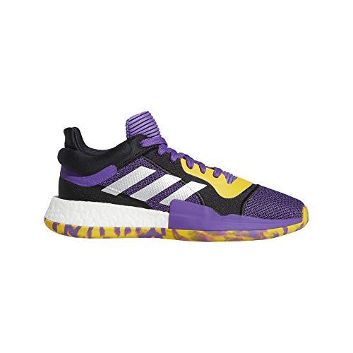 Adidas Marquee Boost Low, Zapatillas de Baloncesto para Hombre, Multicolor (Multicolor 000), 44 EU