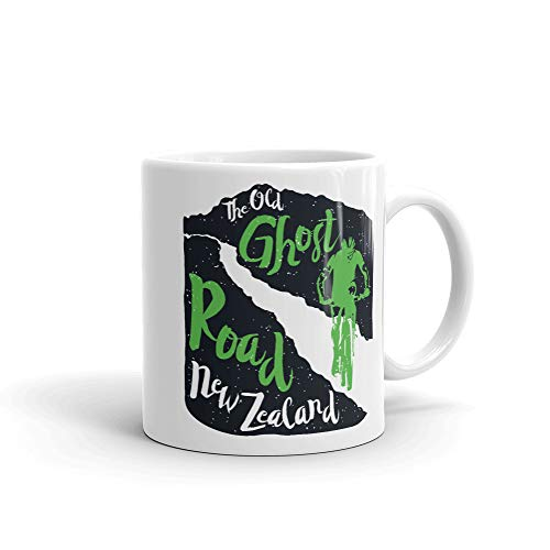 Old Ghost Road - New Zealand Mug