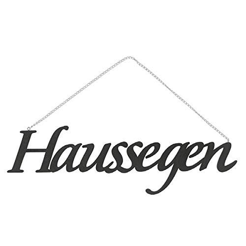 Räder Zuhause Haussegen (ca. 40 x 14 cm)