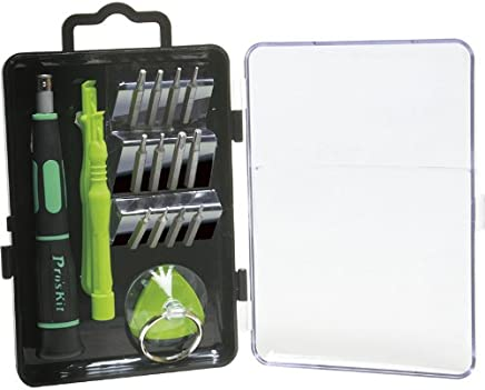 PROSKIT 16 en 1 Profesional Tool Kit para Apple