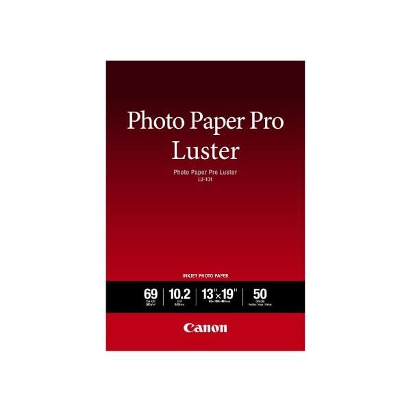 Luster Photo Paper Letter (LU-101)
