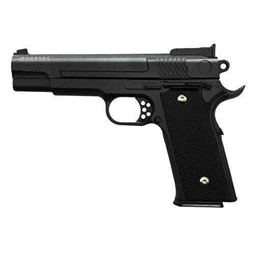 Rayline Pistola Airsoft Softair G20 Full Metal (presión de Resorte Manual), Escala 1: 1, Peso 660 g, Longitud 19.5 cm, (Menos de 0,5 Julios - a Partir de 14 años)
