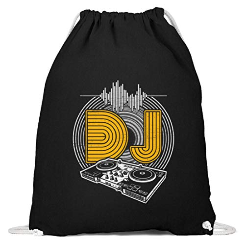 Chorchester platen voor elke DJ en discjockey - katoen gymsac