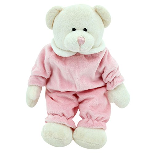 Doudou Ours Teddy Ours sommeil Ours Rose Betty Rose Super Süss, kuschelweich bébé Jouet Toys Sweety