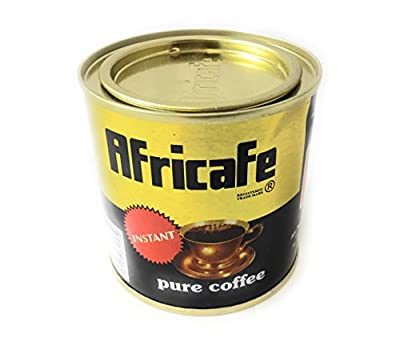 Africafe Pure Instant Coffee Tin