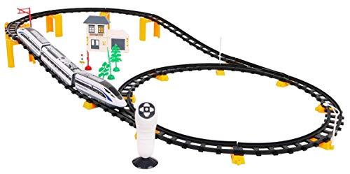 Ferrocarril Eléctrico - Circuito de Tren Eléctrico, Tren Eléctrico con Control Remoto