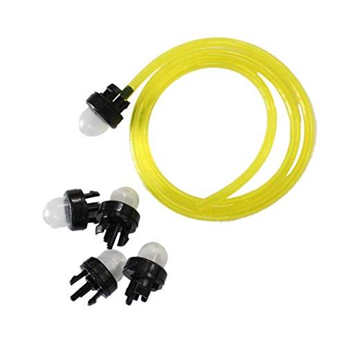 GUOZ Vorpumpball Kraftstoffleitung Kits Passend für Stihl MS210 MS230 FS44 FS250 HT250 Kettensäge Home Improvement